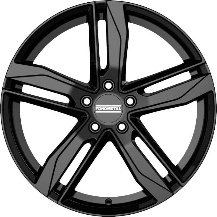 Fondmetal Hexis Gl Black
